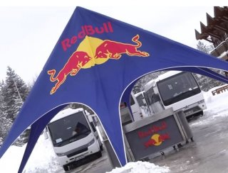 Red Bull Merchandıeser
